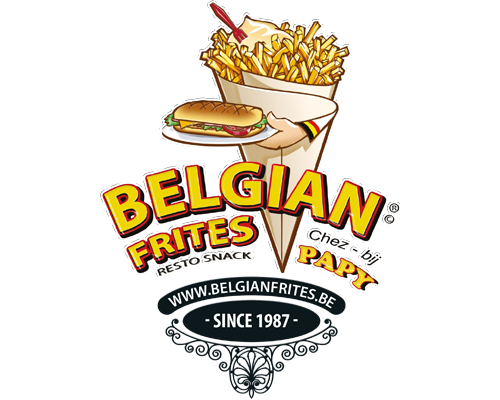 Belgian Frites - Bij/Chez Papy