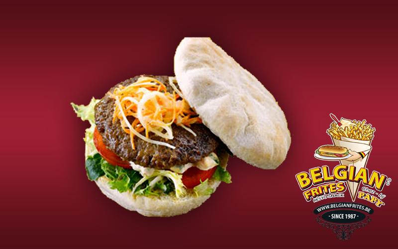 Burger - Ardennais