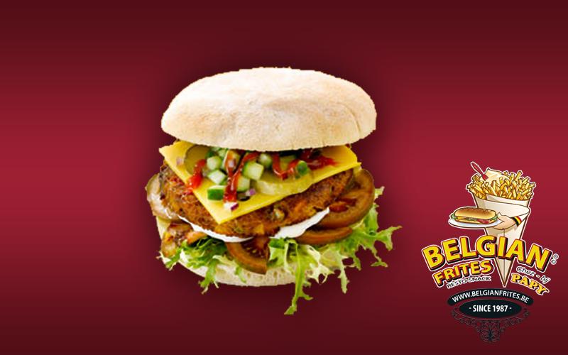 Burger - vegetarian