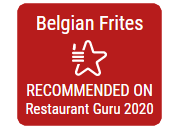 Recommended by RestoGuru 2019